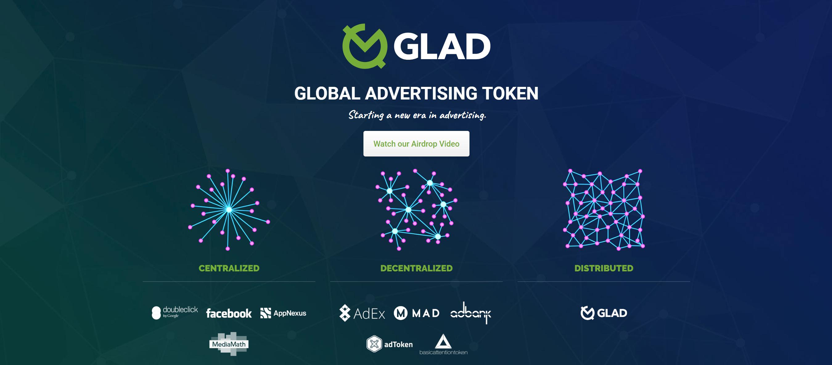 仮想通貨、ICO、AirDrop、エアドロップ、始め方、基礎、基本、仮想通貨とは何か、ビットコイン、購入、GLAD