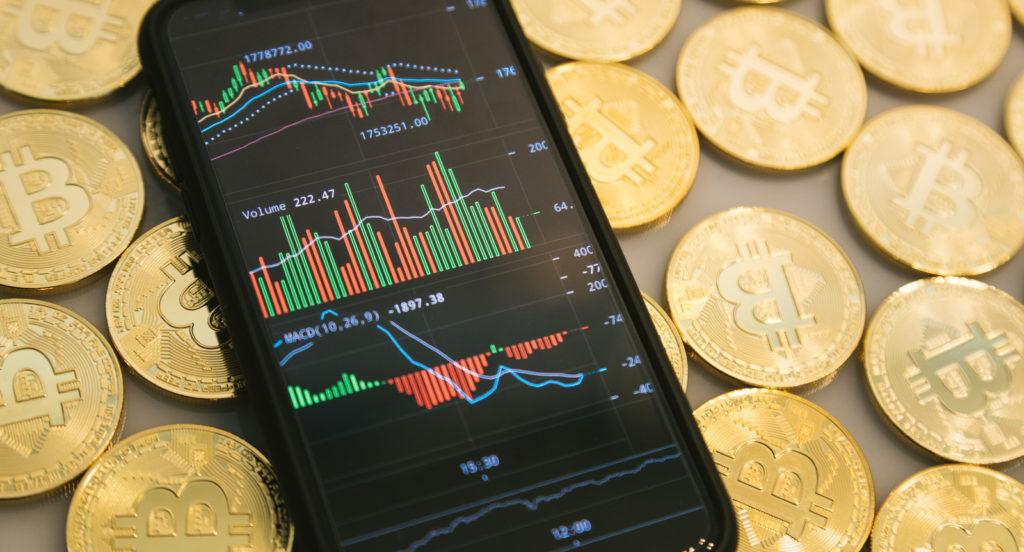 仮想通貨ビットコイン(BTC)とトレード
