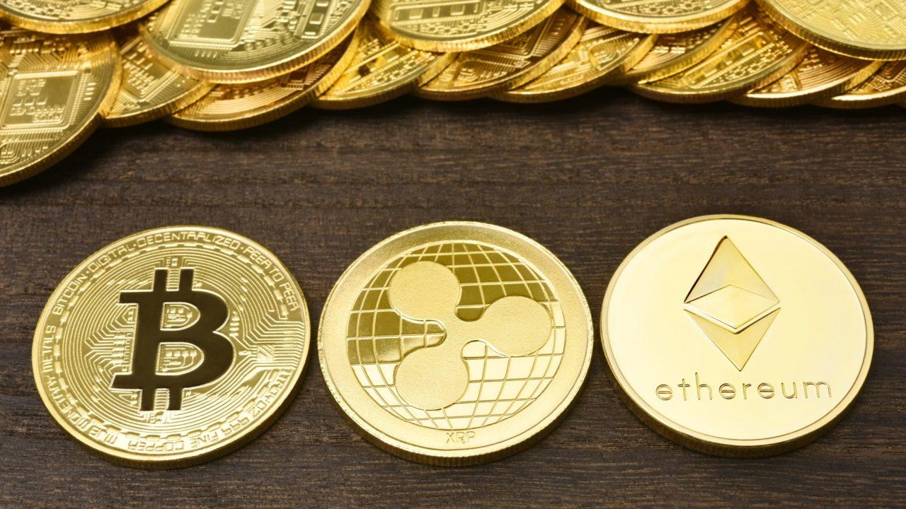 基軸通貨とは?ビットコイン(BTC)リップル(XRP)イーサリアム(ETH)